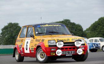 Renault 5 Alpine Groupe 2: dans la peau de Jean Ragnotti !