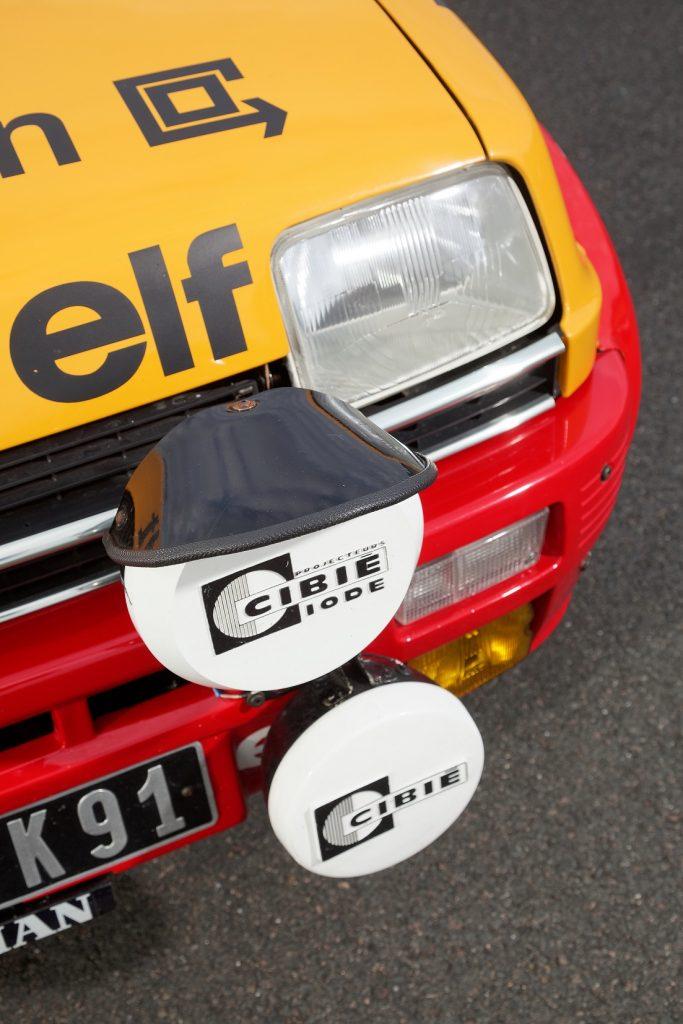 25 - Renault 5 Alpine Groupe 2 - (c) B. Canonne