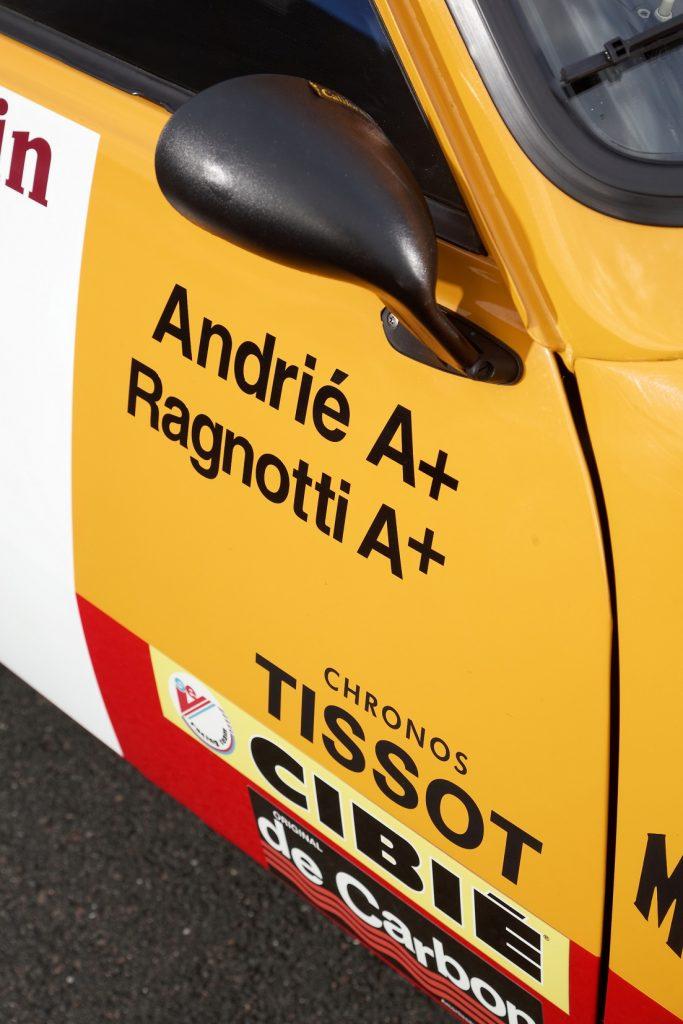 26 - Renault 5 Alpine Groupe 2 - (c) B. Canonne