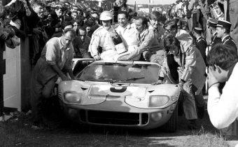 Ford, Ferrari, Le Mans, De Tomaso : histoire d'une belle bataille !