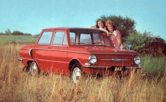 ZAZ 966 et 968: voitures du peuple à la soviétique !