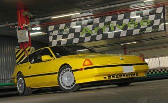 Alpine GTA US : le dernier hommage !