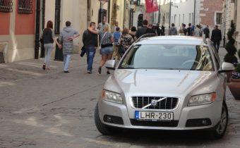Caisses de lecteur: les Volvo V70 D5 185 AWD et XC70 D5 215 de Matthieu !