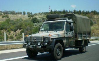 Mercedes-Benz G Wagen par Elvo: un G chez les grecs !