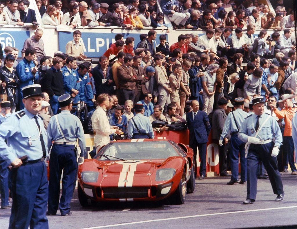 En 1966, Ford réalise le triplé, sonnant la fin définitive des victoires de Ferrari au Mans !