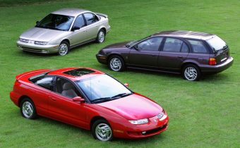 Saturn S-Series : GM y était presque !