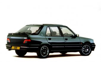 Peugeot 309 GTI Goodwood: la 309 idéale ?