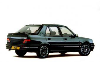 Peugeot 309 GTI Goodwood: la 309 idéale ?