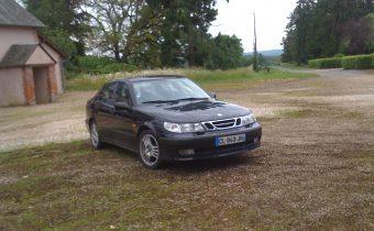 A vendre: Saab 9-5 V6 Griffin de 1999 !