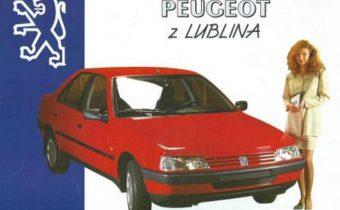 Peugeot 405: l'éphémère polonaise !