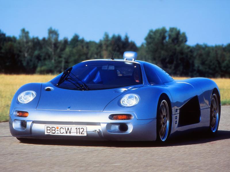 La Commandantor 112i de 1993