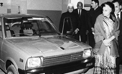 800 08 Mk1 Indira Gandhi
