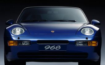 Porsche 968 : l'accident industriel !