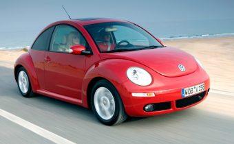 Volkswagen New Beetle : persistance rétinienne !