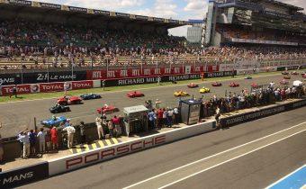 Le Mans Classic 2016 : la vision d'Adrien !