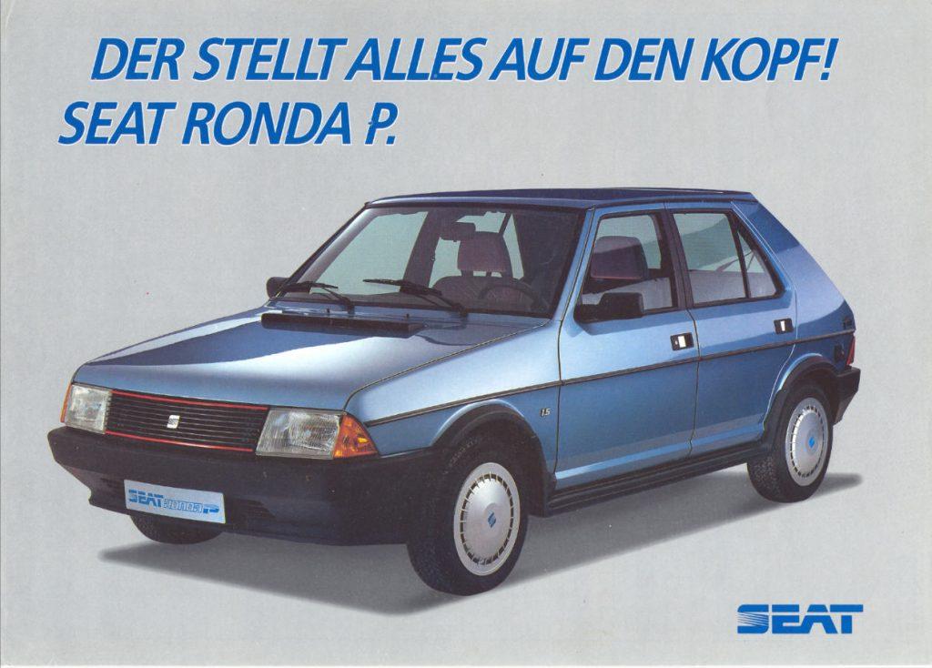 La Ronda fut exportée jusqu'en Allemagne, où elle se vendra à 10 000 exemplaires !