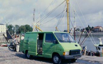Renault Trafic : saga d'un best-seller !