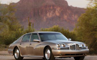 Packard Twelve Concept : la dernière Packard