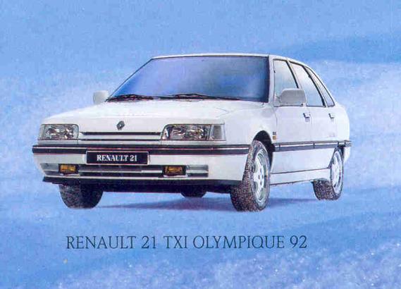 21 Olympique 92