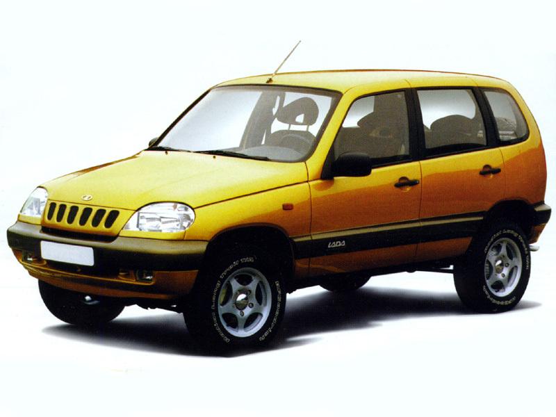 La VAZ 2123, produite par OPP-AvtoVAZ de 1998 à 2002