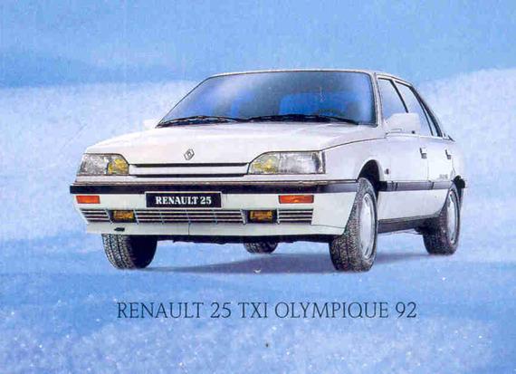 25 Olympique 92