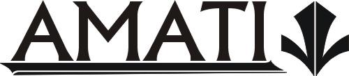 Le logo d'Amati est déjà prêt, tout comme les publicités de l'Amati 300
