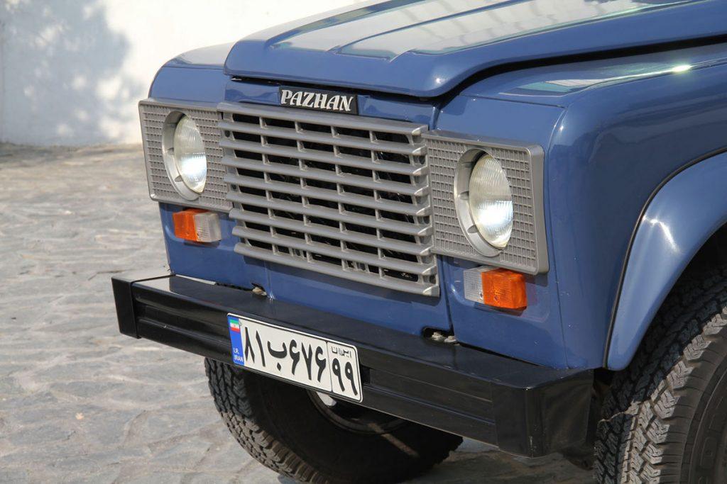 Pazhan V6 12 GLD