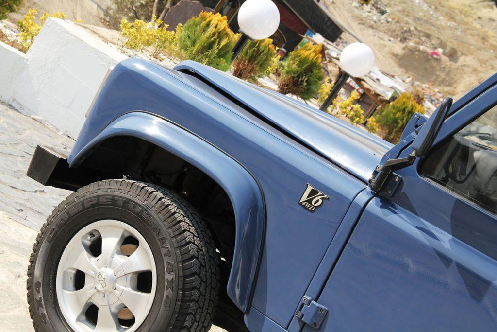 Pazhan V6 13 GLD