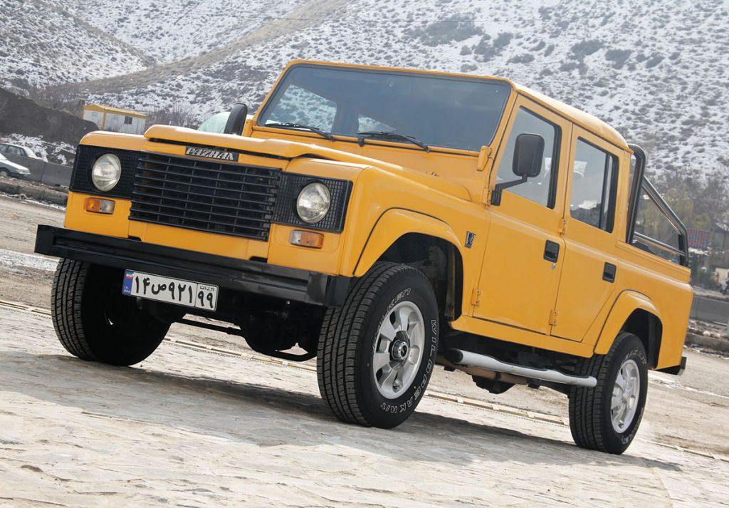 Pazhan V6 18 GLD