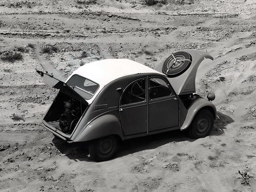 Le 3ème proto, celui de 1959 !