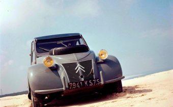 Citroën 2CV Sahara/4x4: le mythe a un prix