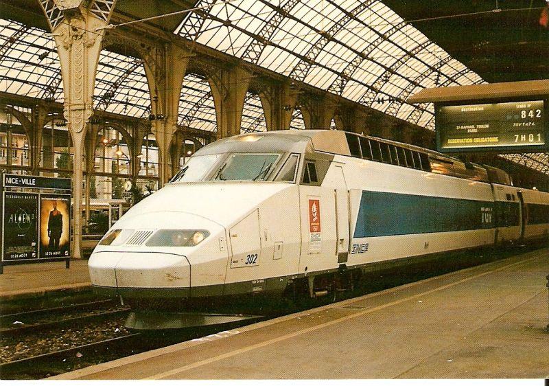 """Peut-on inclure le TGV dans la série spéciale """"Olympique 02"""" ???"""
