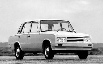 Vaz-Porsche 2103 : prélude à la Samara