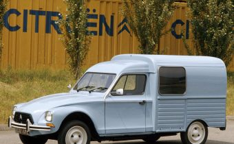 Citroën Acadiane : la star de nos campagnes
