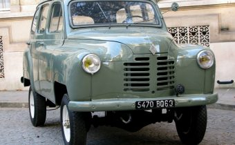 Renault Colorale : crossover des fifties