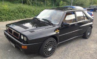 "Lancia Delta HF Integrale Evoluzione ""Blindata"" : pour la protection de Monsieur Pirelli"