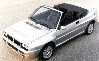 Lancia Delta HF Evoluzione Integrale Spider : joujou pour milliardaire