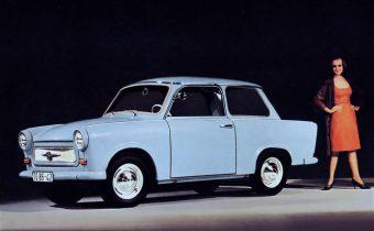 Trabant 601 : histoire d'un symbole de la chute du Mur
