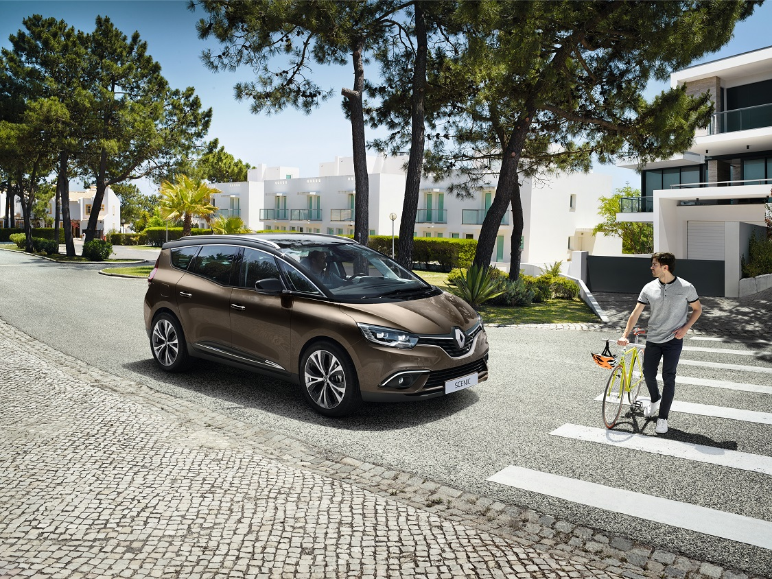 RENAULT GRAND SCENIC IV (RFA) - PHASE 1 - ADAPTATION FRANCE