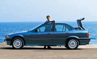 Baur TC4 : la BMW E36 la plus inutile et la plus désirable