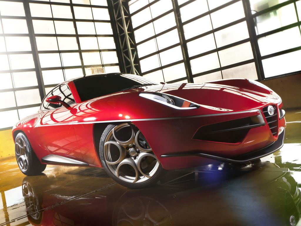 La Disco Volante Concept de 2012