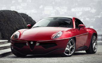 Alfa Romeo Disco Volante Touring : haute couture à l'italienne