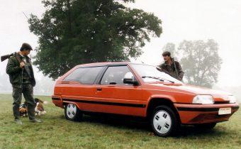 Citroën BX Dyana Heuliez: une autre vision de la BX
