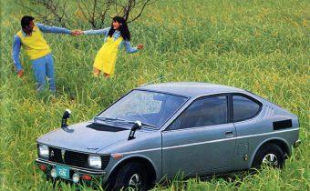 Suzuki Fronte Coupé et Cervo : kei cars seventies