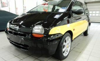 Renault Twingo Lecoq : rare série de luxe
