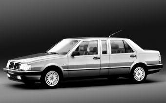 """Lancia Thema Limousine : se la jouer """"président du Conseil"""""""