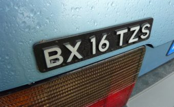 Citroën BX 16 TZS : la machine à remonter le temps