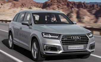 Audi Q7 e-tron: le dernier de l'espèce