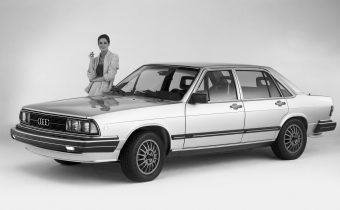 Audi 5000 : la berline de Robin Masters
