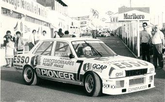 """Peugeot 505 """"Production"""": une autre époque du sport automobile"""